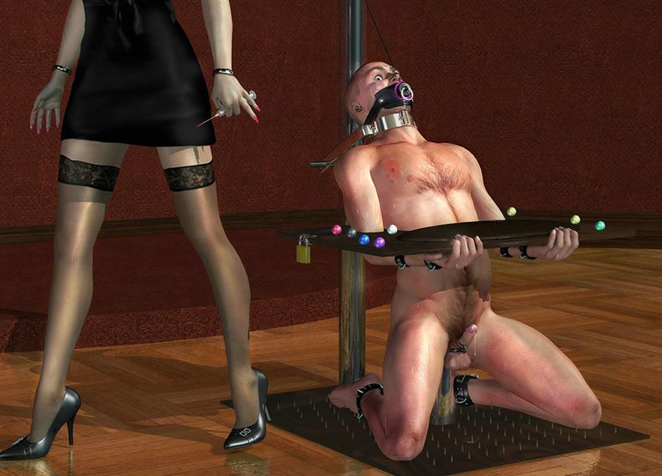 castigo sadomasoquista