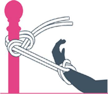 nudo bondage el palenque, paso tres
