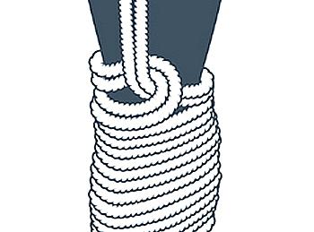 nudo bondage la cola de la sirenita, noveno paso