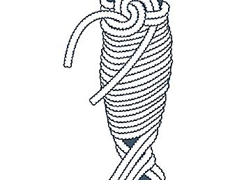 nudo bondage la cola de la sirena, undécimo paso