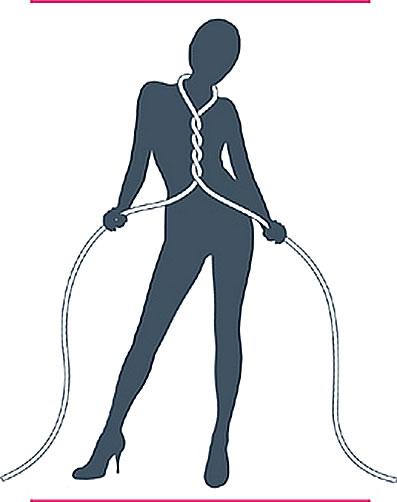 nudo bondage cofre del tesoro paso dos