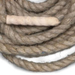 Las terminaciones de las cuerdas bondage
